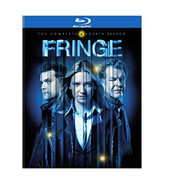 Fringe: Season 4 Blu-Ray On Blu-Ray With Anna Torv - EE716869