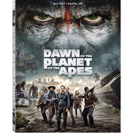 Dawn Of The Planet Of The Apes On Blu-Ray With Gary Oldman - EE716861