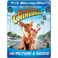 Beverly Hills Chihuahua Bd Live Blu-Ray On Blu-Ray With Jaime Lee - EE716867