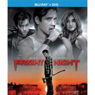 Fright Night Two-Disc Blu-Ray/dvd Combo On Blu-Ray With Anton Yelchin  - EE716888