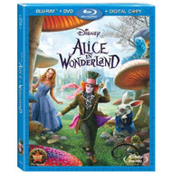 Alice In Wonderland Blu-Ray On Blu-Ray Disney - EE716891