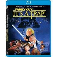Family Guy: It's A Trap! Blu-Ray/ DVD On Blu-Ray With Carrie Fisher - EE716897