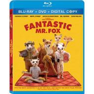 Fantastic Mr Fox Three-Disc Blu-Ray/dvd Combo On Blu-Ray With George - EE716898