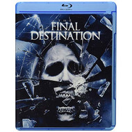 The Final Destination Blu-Ray On Blu-Ray With Bobby Campo - EE716905