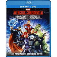 Avengers Confidential: Black Widow And Punisher Blu-Ray On Blu-Ray - EE716907
