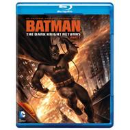 Batman: The Dark Knight Returns Part 2 Blu-Ray On Blu-Ray With Peter - EE716912