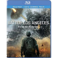 Battle: Los Angeles Two-Disc Blu-Ray/dvd Combo On Blu-Ray With Aaron - EE716913