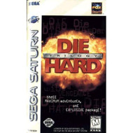 Die Hard Trilogy For Sega Saturn Vintage - EE716920