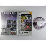 Area 51 Shooter Disc Only Vintage For Sega Saturn - EE716921