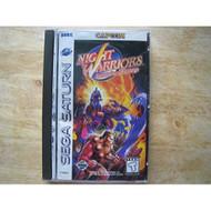 Night Warriors: Darkstalkers' Revenge For Sega Saturn Vintage - EE716922
