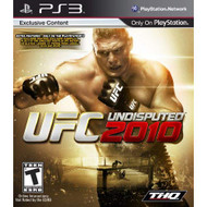 UFC Undisputed 2010 For PlayStation 3 PS3 Wrestling - EE716944