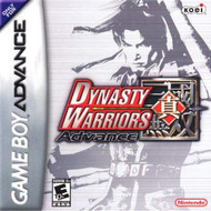 Dynasty Warriors Advance For GBA Gameboy Advance With Manual and Case - EE716948