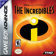 The Incredibles For GBA Gameboy Advance - EE716955