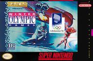 Winter Olympic Games Nintendo Super NES For Super Nintendo SNES - EE621403