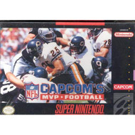Capcom's MVP Football For Super Nintendo SNES - EE716987