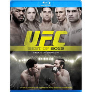 UFC: Best Of 2013 Blu-Ray On Blu-Ray With Carlos Condit - EE716986
