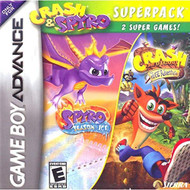 Crash And Spyro Super Pack Volume 4 Gameboy Advance GBA New For GBA - EE716999