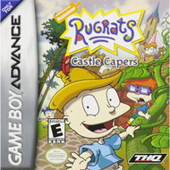 Rugrats Castle Capers For GBA Gameboy Advance - DD637683