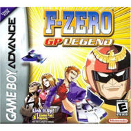 F-Zero Gp Legend For GBA Gameboy Advance Action - EE540835