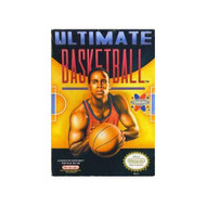 Ultimate Basketball For Nintendo NES Vintage Puzzle Games - EE551267