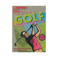 Bandai Golf Challenge Pebble Beach For Nintendo NES Vintage - EE717015