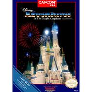 Disney Adventures In The Magic Kingdom For Nintendo NES Vintage - EE717022