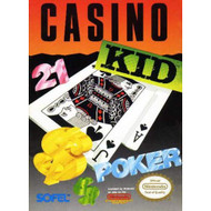 Casino Kid For Nintendo NES Vintage - EE597076