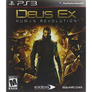 Deus Ex Human Revolution For PlayStation 3 PS3 - EE635014