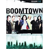 Boomtown Season One On DVD With Donnie Wahlberg - EE717055