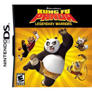 Kung Fu Panda Legendary Warriors For Nintendo DS DSi 3DS 2DS With - EE717072