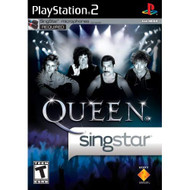 Singstar Queen Stand Alone For PlayStation 2 PS2 Music With Manual and - EE717086