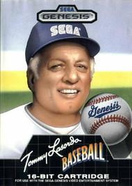 Sega Classic Tommy Lasorda Baseball For Sega Genesis Vintage With - EE717100