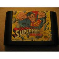 Superman For Sega Genesis Vintage - EE717114