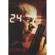24: Season 5 On DVD With Kiefer Sutherland - EE717147