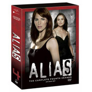 Alias The Complete Fourth Season On DVD With Jennifer Garner - EE717146