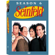 Seinfeld: Season 6 On DVD - EE717150