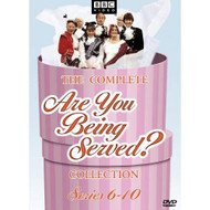 Are You Being Served? Collection 2 Series 6-10 On DVD With Mollie - EE717188
