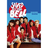 Saved By The Bell Seasons 3 And 4 On DVD With Mario Lopez - EE717203