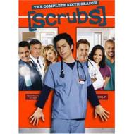 Scrubs: Season 6 On DVD With Zach Braff - EE717200