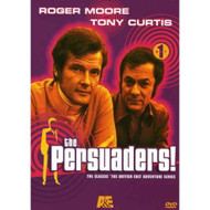 The Persuaders! Set 1 On DVD With Tony Curtis - EE717206