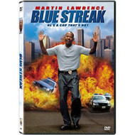 Blue Streak On DVD With Crystal Chappell - EE717230