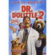 Dr Dolittle 2 Widescreen Edition On DVD With Eddie Murphy Comedy - EE717231