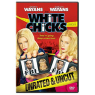 White Chicks Unrated And Uncut Edition On DVD With John Heard - EE717236