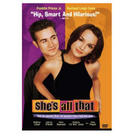 She's All That On DVD With Freddie Prinze Jr - EE717238