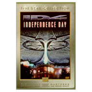 Independence Day Five Star Collection On DVD with Will Smith 5 - DD630365