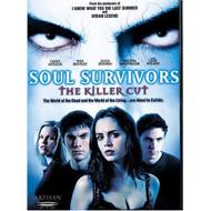 Soul Survivors The Killer Cut On DVD with Melissa Sagemiller - DD576690