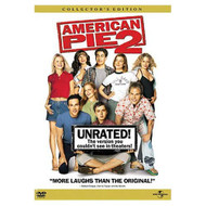 American Pie 2 Unrated Full Screen Edition On DVD with Jason Biggs - DD577188