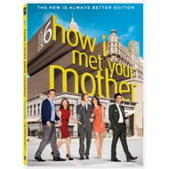 How I Met Your Mother: Season 6 On DVD With Josh Radnor TV Shows - EE537968