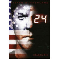 24: Season 6 On DVD With Kiefer Sutherland - EE717249