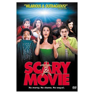 Scary Movie On DVD With Anna Faris Comedy - EE717252